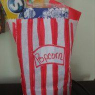 Extremely Easy & Inexpensive Movie Night Gift Idea