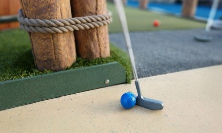 Easy DIY Golf Themed Birthday Party for Kids or Adults