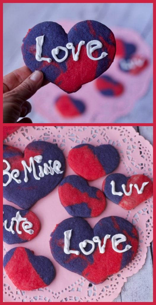 Quick + Easy Valentine's Cookie Recipes 1
