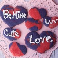 Quick + Easy Valentine's Cookie Recipes