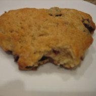 Make-ahead Cranberry Scones Recipe