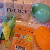 Easter Egg Craft- Surprise Soaps