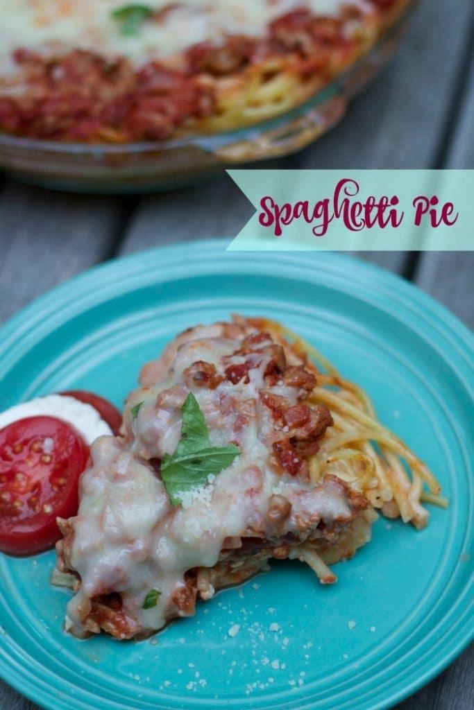 Spaghetti Pie Recipe Close To Home