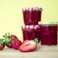 Barefoot Contessa's Easy Strawberry Jam Recipe