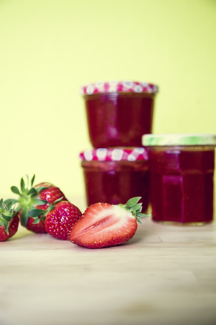 Easy barefoot contessa strawberry jam recipe