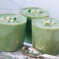 Green Gazpacho Recipe- Perfect Summer Recipe