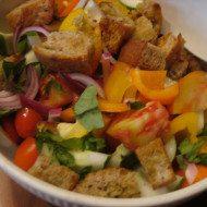 Panzanella Salad–Barefoot Contessa