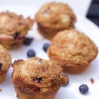 Ina Garten Blueberry Muffins