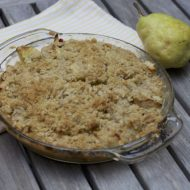 Pear Apple Crisp Recipe