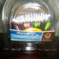 New product review–Reynolds Cupcake Liners