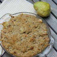 Ina Garten Apple Pear Crisp Recipe