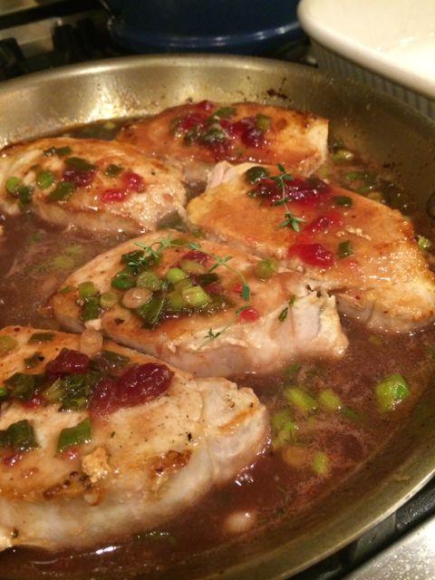 easy pork chop recipe