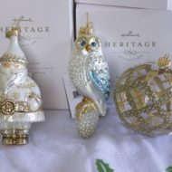 Christmas Ornament Memory Box