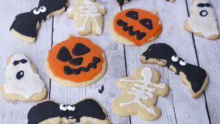 Easy Halloween Cookies & Halloween Gift Ideas