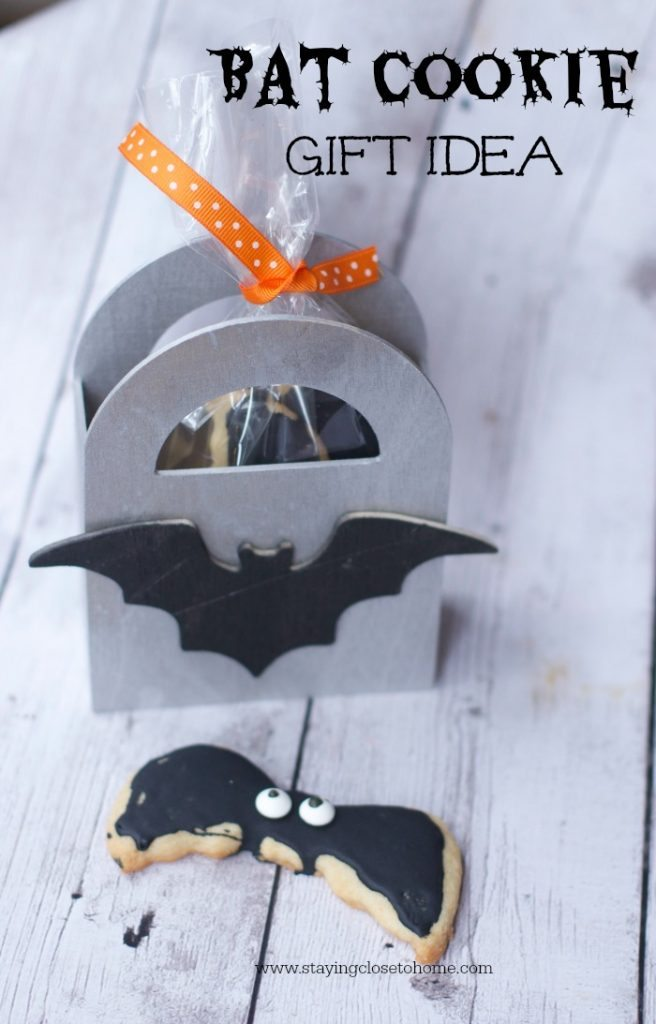 Easy Halloween Cookie & Halloween Gift Ideas