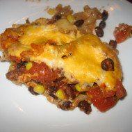 Make Ahead Tex Mex Lasagna Recipe