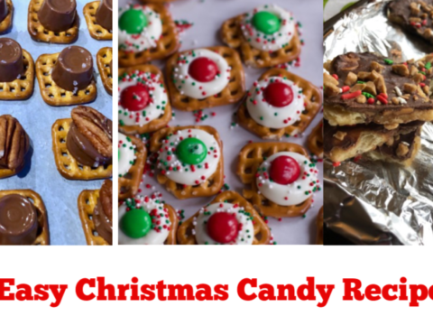 Easy Christmas Candy.Easy Saltine Toffee Recipe