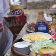 Simple Walking Tacos Party –Great Party Food