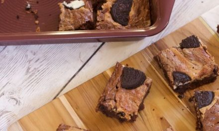 Peanut Butter Oreo Brownies Recipes