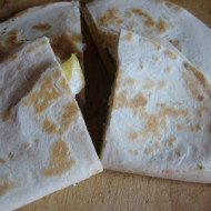 New and Healthy Twist to Quesadillas
