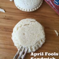 April Fools Day Lunch trick
