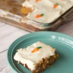 Low Fat Carrot Cake recipe