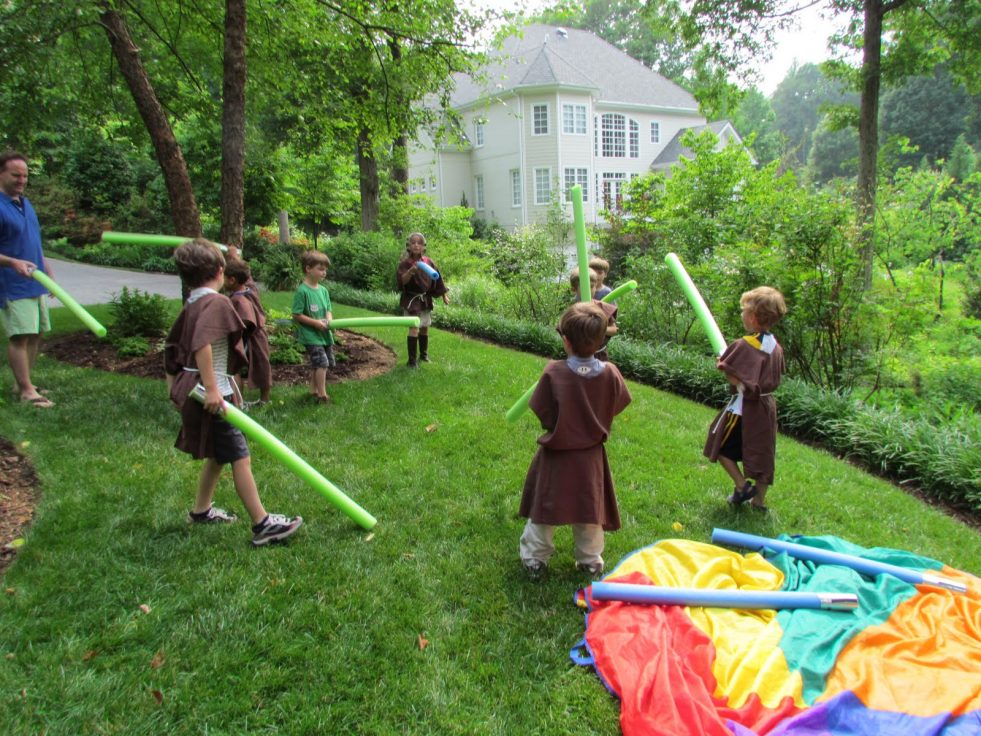 Star Wars Party Games and Activities