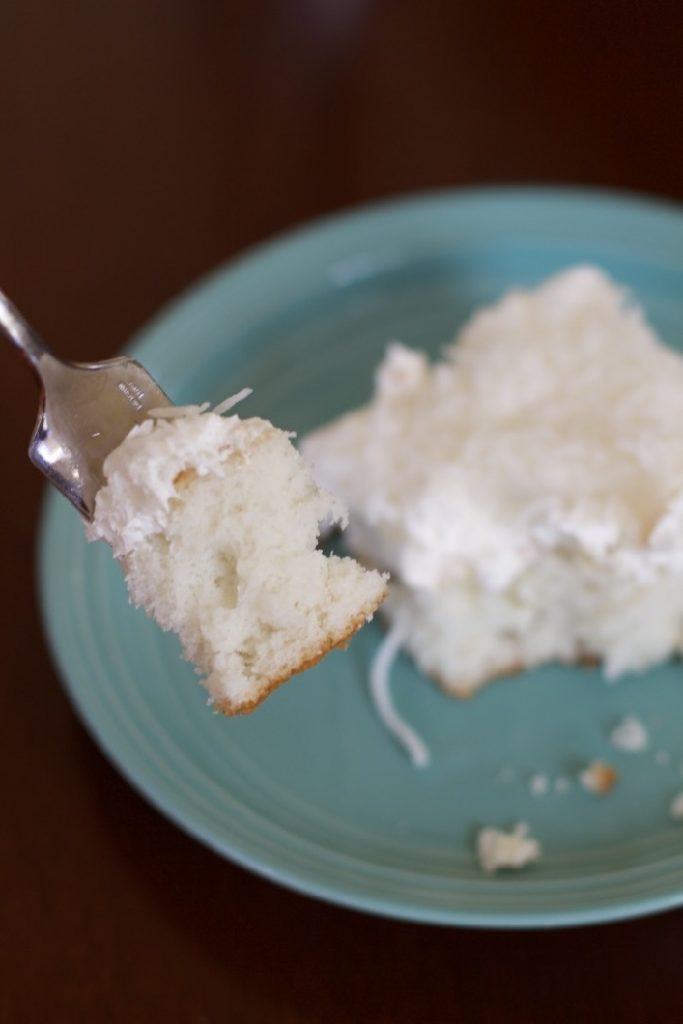 Super moist coconut cake recipe