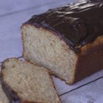 Lower Fat Chocolate Covered Banana Bread Recipe