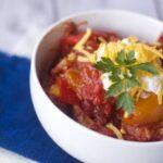 hearty chicken chili recipe