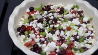 Layered Greek Dip Recipe