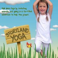 Story Land Yoga for Kids Review & Giveaway