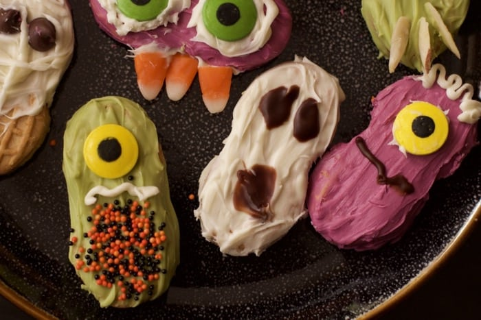 Nutter Butter Halloween Cookie Designs 1