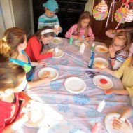 Drop in and Decorate Party with Girl Scouts