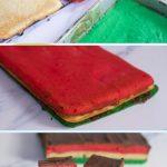 Italian Rainbow cookie recipes
