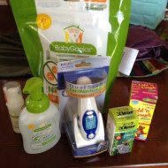 My 5 minutes of Fame & Kids Cold and Flu Kit Giveaway–