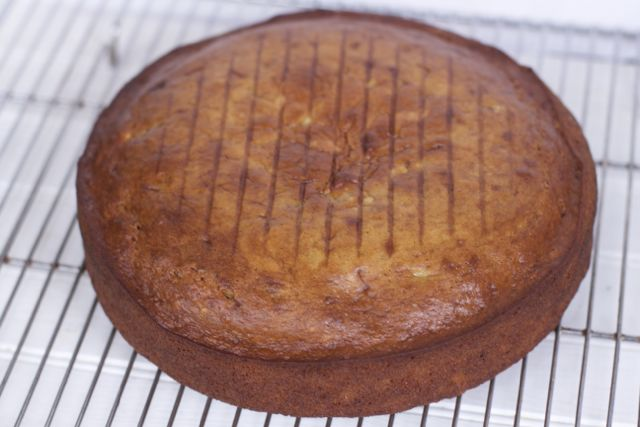 Old Fashion Banana cake recipe