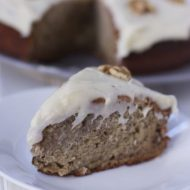 Barefoot Contessa's Old Fashioned Banana Cake Recipe