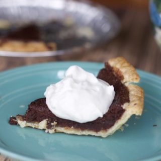 Chocolate Chess Pie Recipe