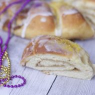 How to Make a Homemade King Cake Recipe