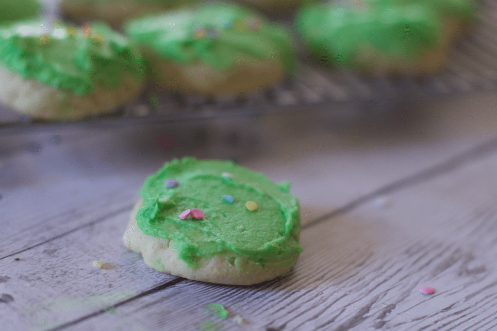 St. Patrick's Day Cookies Copycat Lofthouse Cookie Recipe