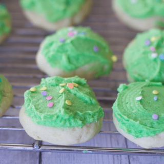 St. Patrick's Day Cookies Copycat Lofthouse Cookie Recipe