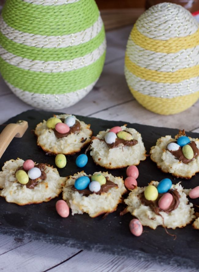 Easter Cookies -Easter Macaroons Recipe