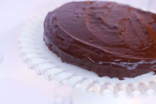 Ina Garten Flourless Chocolate Cake