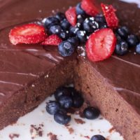 Ina Garten Chocolate Flourless Cake