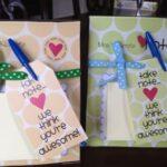 Teacher Appreciation Gift Ideas- Day 2