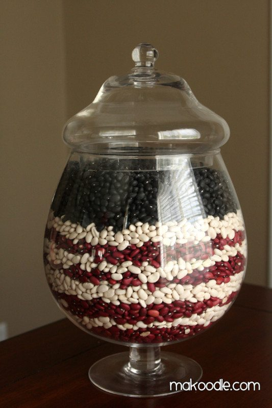 Easy Memorial Day Table Decorations