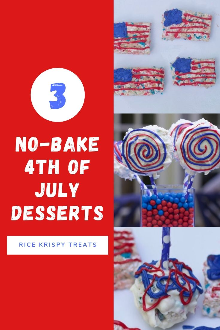 4th Of July Cookie Pops