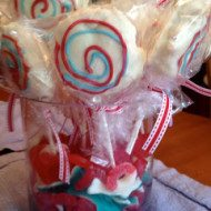 Fourth Of July Cookie Pops Recipe