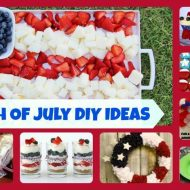 Fourth Of July Craft and Recipe Favorites–Patriotic food and decor